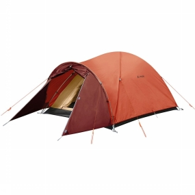 VAUDE Tent Campo Compact Xt 2p - Roest