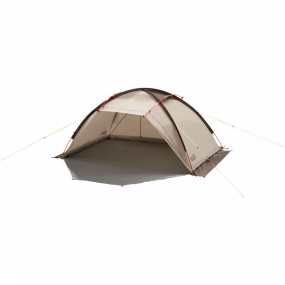Jack Wolfskin Tent Bed And Breakfast Zandbruin