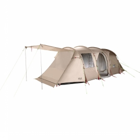 Jack Wolfskin Tent Travel Lodge Rt Zandbruin