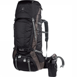 Jack Wolfskin DENALI 65 MEN Backpack Zwart