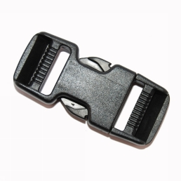 Side Release Dual 38mm Buckle