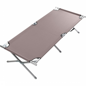 Grand Canyon Veldbed Alu Camping Bed L - Grijs