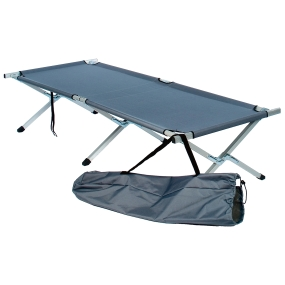 Camp Bed Scouts Alu Luxe Poly