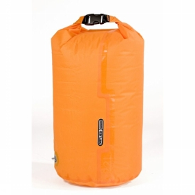 Accessoire Lightw. Compr. Dry Bag With Valve 22L Orange Kampeermeubilair kopen