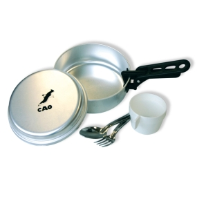 Mess Tin Aluminium 1 Person