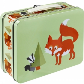 Miscellaneous Lunchbox Fox