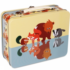 Miscellaneous Lunchbox Forest Friends