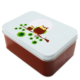 Miscellaneous Lunchbox M Tin Uil