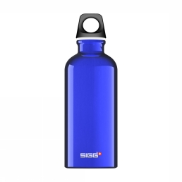 SIGG Classic Traveller 0.4L donkerblauw
