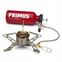 Primus Brander Omnifuel II With Bottle And Pouch