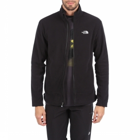 The North Face GLACIER Fleece jack Zwart