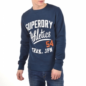 Trui Trackster Crew Sweat