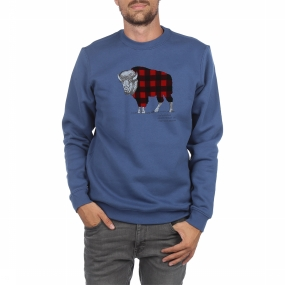 Pullover Check The Buffalo Crew