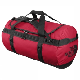 The North Face Base Camp Duffel M Red/Black