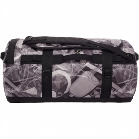 The North Face Base Camp Duffel TNF Black X-Ray Print - M