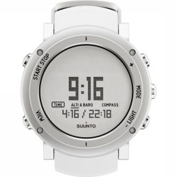Watch Core Alu Pure White