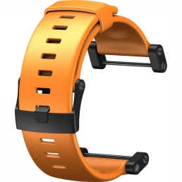 Strap Core Rubber Flat Orange