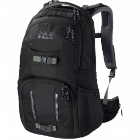 Jack Wolfskin Cameratas Acs Photo Pack Zwart