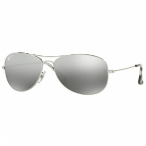 Ray-Ban Bril Rb3562 Zilver
