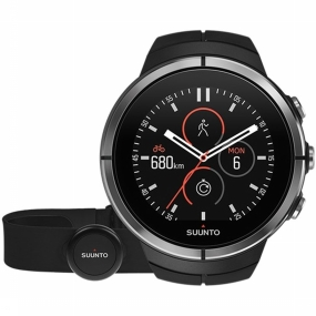 Sport Watch Spartan Ultra Black HR