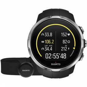 Sport Watch Spartan Sport Black HR