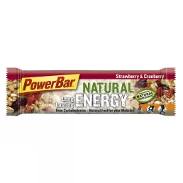 Bar Natural Strawberry & Cranberry