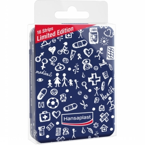 First Aid Kit Giftset Box Limited Edition