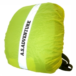 Reflective Material Bag Cover Logo AS