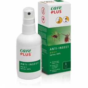 Care Plus Insectenwering Spray Deet 40% 100ml