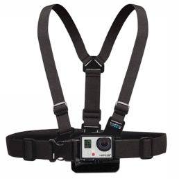 Video Chest Mount Harness