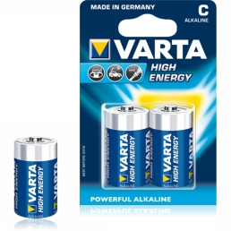 Battery C 2-Pack He Baby