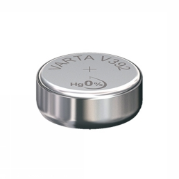 Battery 392 Silver