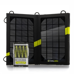Charger Guide 10 Plus Solar Kit