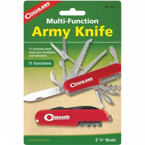 Knife Cog Army 11 Functions