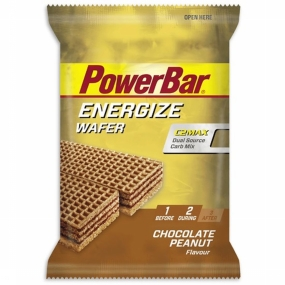 Bar Energize Wafer Peanut Chocolate