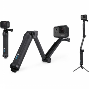 VIDEO GOP 3-WAY GRIP-ARM-TRIPOD