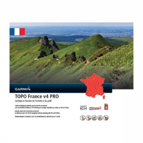 Garmin Multimedia Topo France V4 Pro
