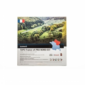 Multimedia Topo France North East V4 Pro