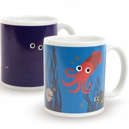 Gadget Under The Sea Morph Mug