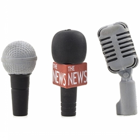Gadget Microphone Erasers