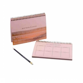 Gadget Big Hot Weekly Planner A5