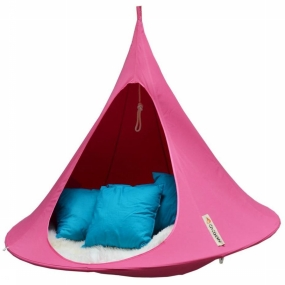 Cacoon Hangmat Double - Roze