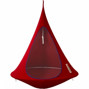 Cacoon Hangmat Single - Rood