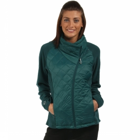 Regatta Fleece Wmns Chilton Hybr Petrol
