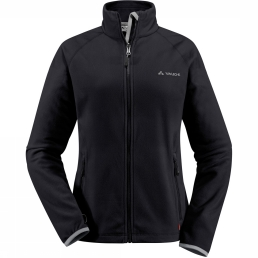 Vaude SMALAND Fleece jack Zwart