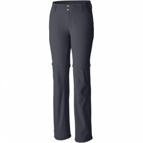 Columbia Broek Saturday Trail Convertible Donkerblauw