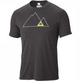 T-Shirt Col Zero Rules Ss Graphic