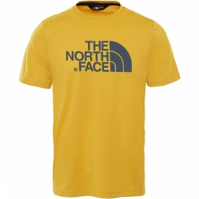 The North Face T-shirt Tanken Geel