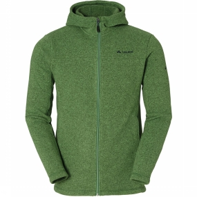 Vaude - Rienza Hooded Jacket - Fleecejack - maat XL, cactus
