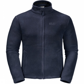 Jack Wolfskin Fleece Moonrise voor heren Blauw